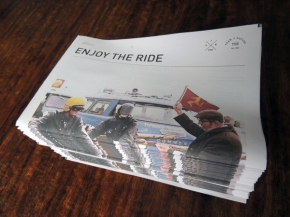 Enjoy The Ride Fanzine
