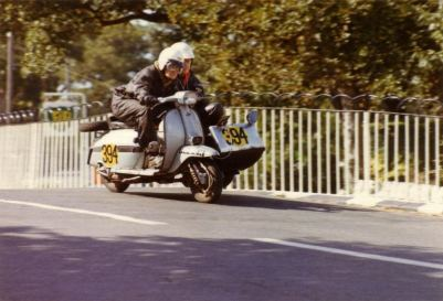 1975 TT trial