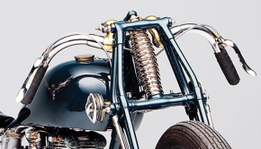 Falcon Motorcycles 'Art of Speed'
