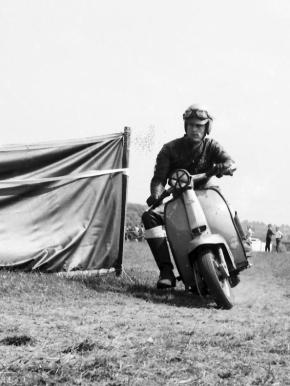 1960's UK Scooter Racing &Rallies