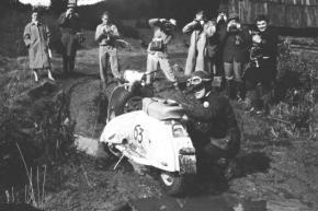 ISDT 1960: British Entrants Photographed by ErwinJelinek