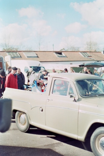 Kempton Auto Jumble 14