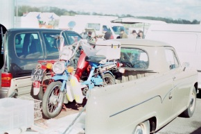 Kempton Auto Jumble