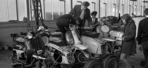 Milan to Taranto,1965