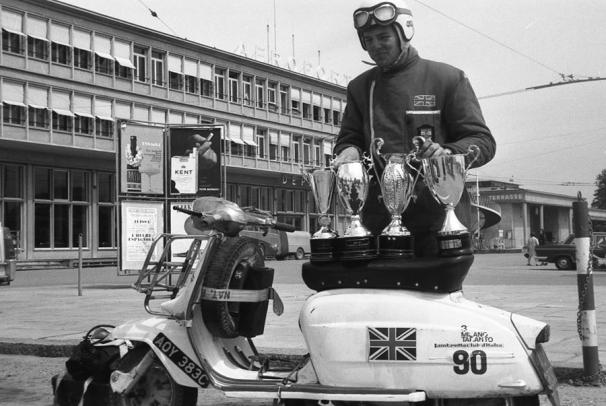 Milan to Taranto, 1965