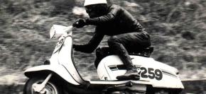 Racing Lambretta's