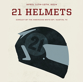 21 Helmets Show