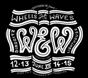 Wheels & Waves2014
