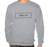 3.50x10 Tee
