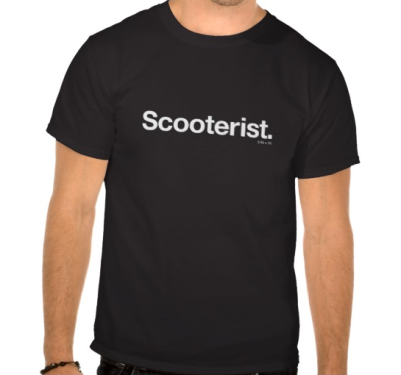 Scooterist, 3.50x10