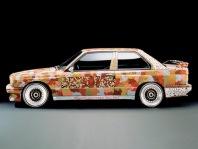 1989 BMW M3 Group A Raceversion Art Car by Michael Jagamara Nelson