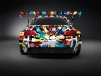 Jeff Koons BMW M3 GT2 art car 2010