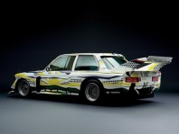 1977 BMW 320i Group 5 Raceversion Art Car by Roy Lichtenstein